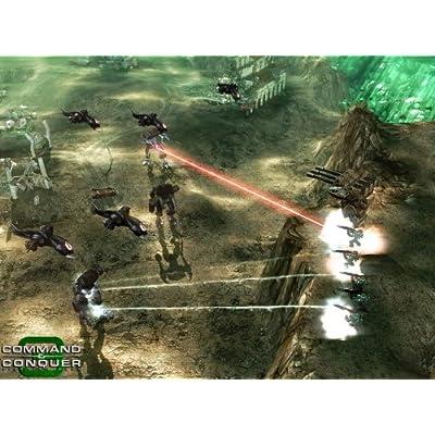 لعبة command & conquer 3 tiberium wars مضغوطة