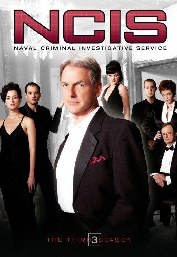 NCIS Naval Criminal Investigative Service - Season 3 DVD
