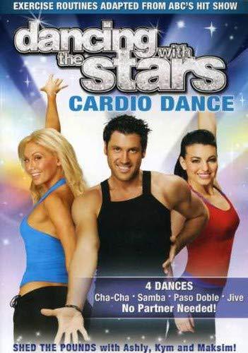 Dancing With the Stars - Cardio Dance DVD