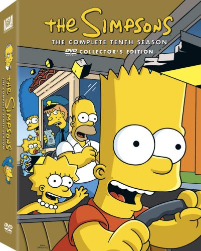 Bart of Darkness part of The Simpsons Season 6