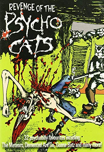 Revenge of the Psycho Cats [Region 2]