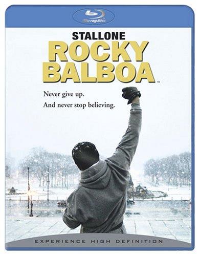 Rocky Balboa [Blu-ray] DVD