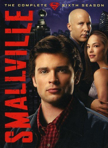 Smallville - Season 6 DVD