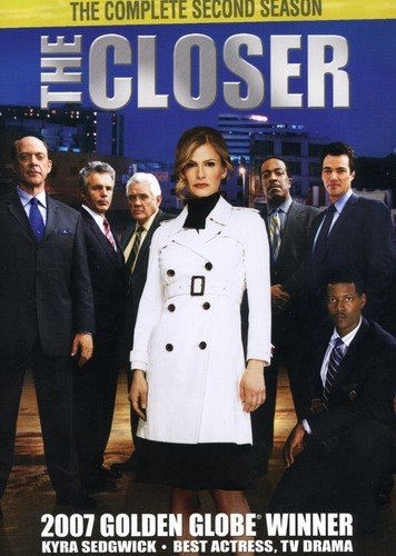 The Closer - The Complete Season 2 DVD
