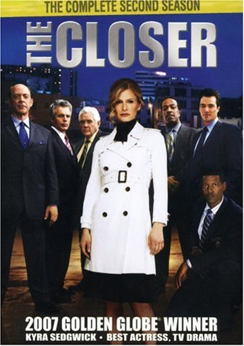 The Closer - The Complete First Two Seasons DVD