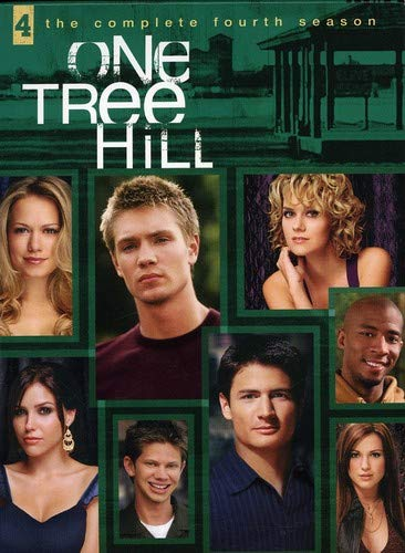 One Tree Hill - The Complete Fourth Season DVD