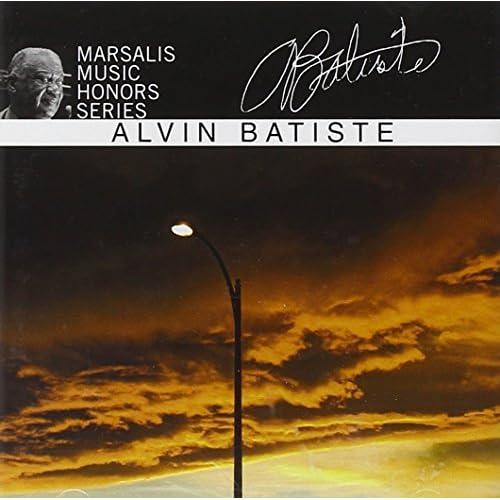 Album Marsalis Music Honors Alvin Batiste by Alvin Batiste