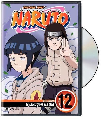 Naruto 12 DVD