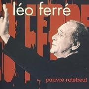 Léo Ferré av Pauvre Rutebeuf
