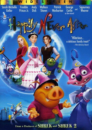 Get Happily N'Ever After On Video