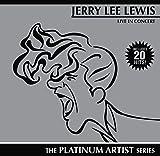 Jerry Lee Lewis: Platinum Artist Series [live]
