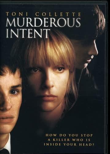 Murderous Intent DVD