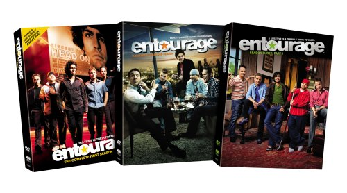Entourage: The Complete Seasons 1-3A DVD