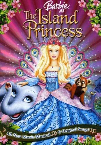 Get Barbie as The Island Princess On Video