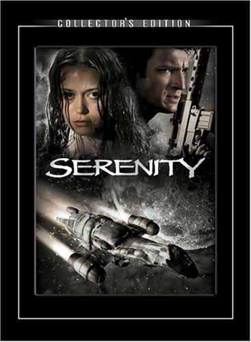 Serenity  DVD