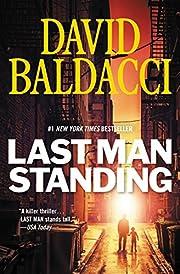 Last Man Standing por David Baldacci