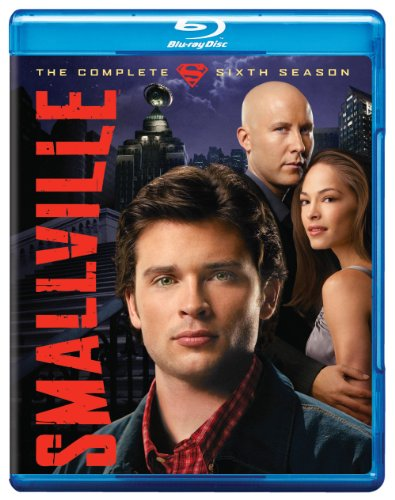 Smallville - The Complete Season 6 [Blu-ray] DVD