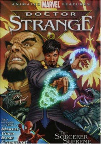 Get Doctor Strange On Video