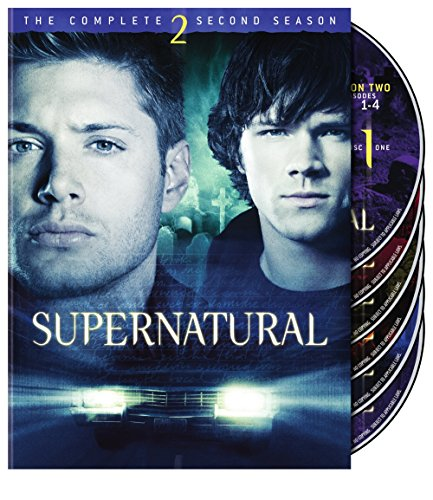 Supernatural - The Complete Second Season DVD