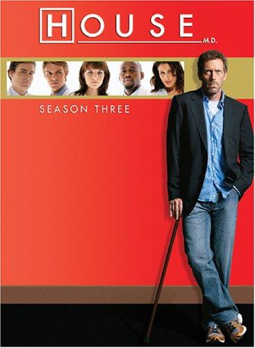 House, M.D. - Season 3 DVD