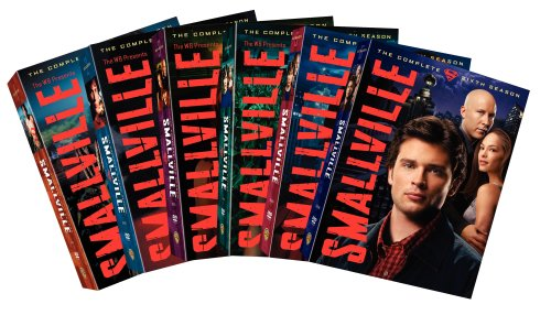 Smallville - The Complete First Six Seasons DVD
