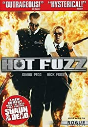 Hot Fuzz (Widescreen Edition) af Jim…
