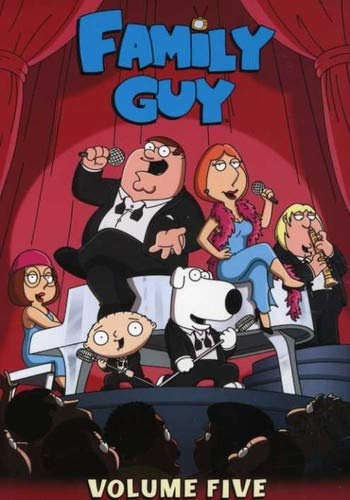 Family Guy, Vol. 5  DVD