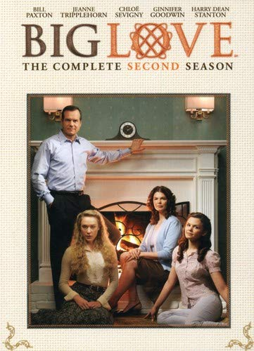 Big Love - The Complete Second Season DVD