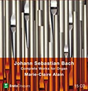 Bach:Complete Organ Works (Marie-Claire…