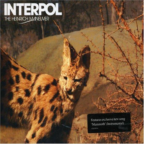 Heinrich Maneuver [UK CD]