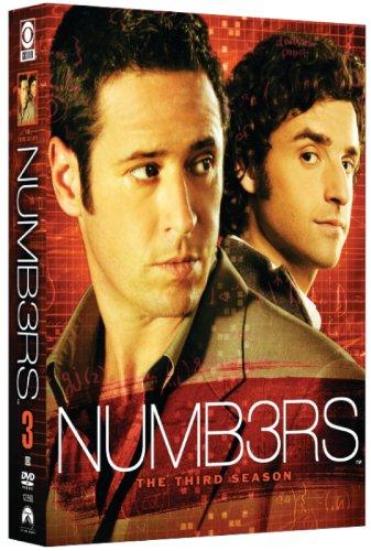 Numb3rs - The Third Season DVD