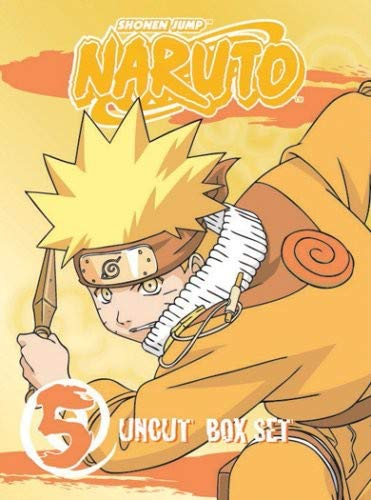 Naruto - Volume 5 DVD