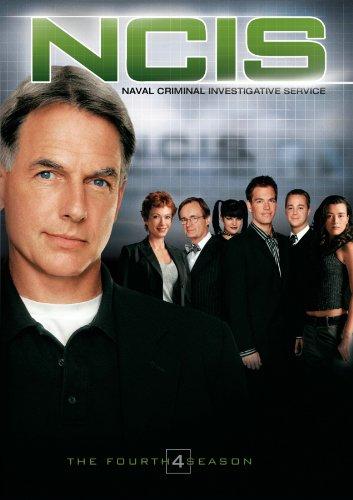 NCIS Naval Criminal Investigative Service - Season 4 DVD