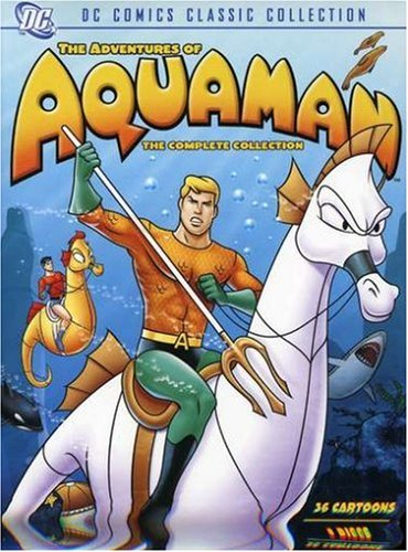Get Aquaman On Video