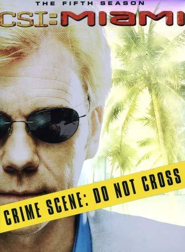 C.S.I. Miami - The Fifth Season DVD
