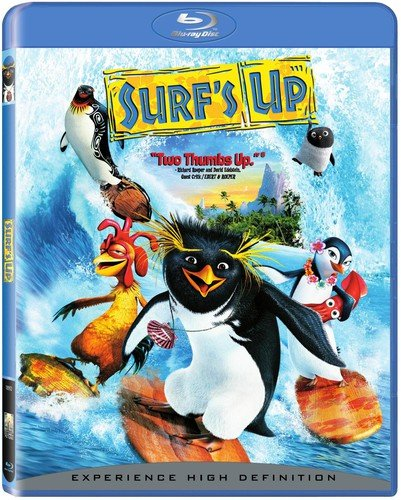 Get Surf's Up On Blu-Ray