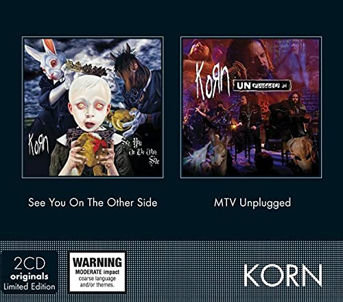 See You on the Other Side/MTV Unplugged [Limited] [Aus Imp.]