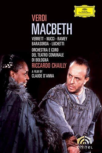 Giuseppe Verdi - Macbeth / Nucci, Verrett, Riccardo Chailly, Teatro Comunale di Bologna (1987 film)