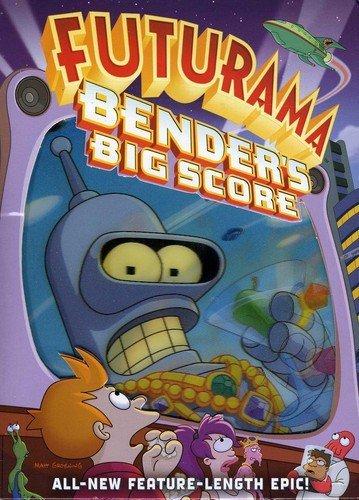 Get Futurama: Bender's Big Score On Video