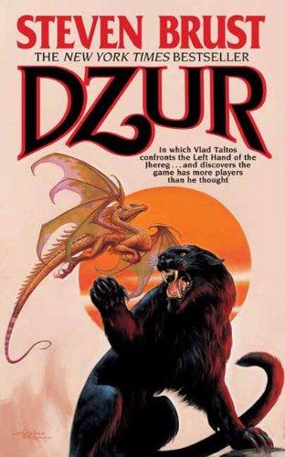Dzur (Vlad Taltos, #10) by Steven Brust