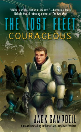 Courageous (The Lost Fleet, #3) by Jack Campbell