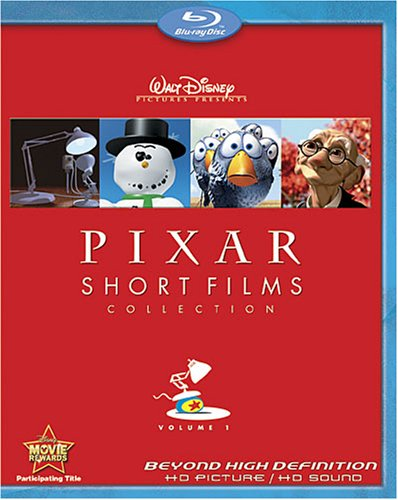 Get Luxo Jr. On Blu-Ray