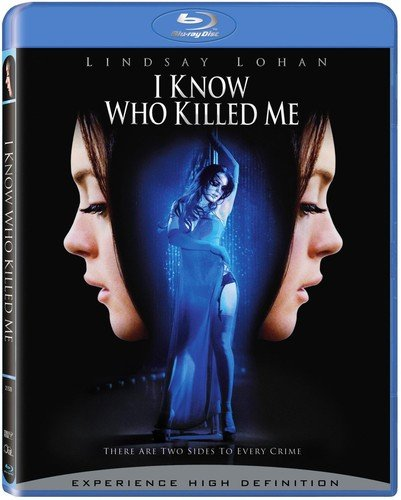 I Know Who Killed Me [Blu-ray] DVD