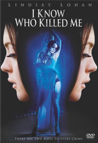 I Know Who Killed Me DVD