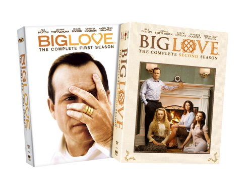 Big Love - The Complete First Two Seasons DVD