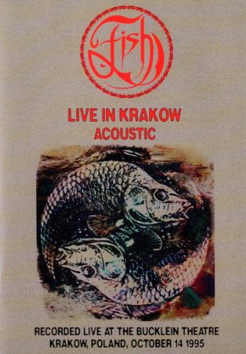 Fish: Live in Krakow Acoustic