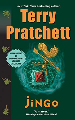 Jingo - Terry Pratchett