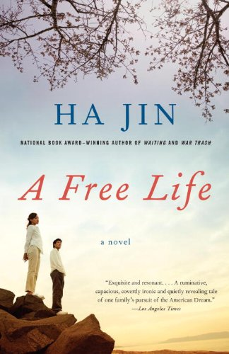 A Free Life by Ha Jin