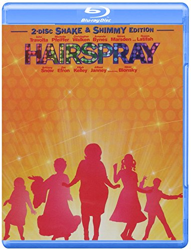 Hairspray [Blu-ray] DVD