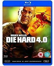 Die Hard 4.0 [Blu-ray] [UK Import]